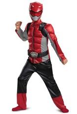Disguise Red Ranger Beast Morpher