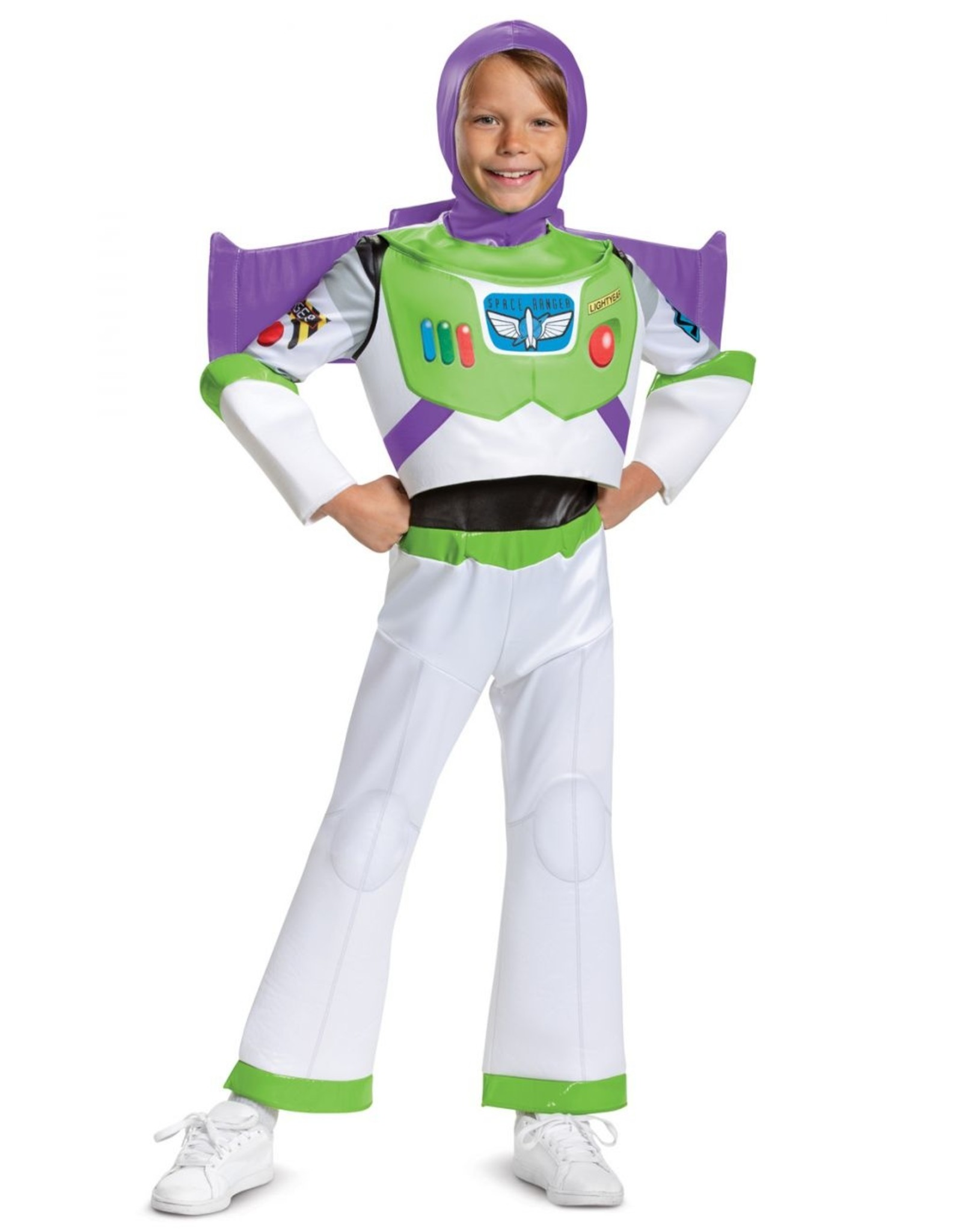 Disguise Buzz Lightyear Deluxe