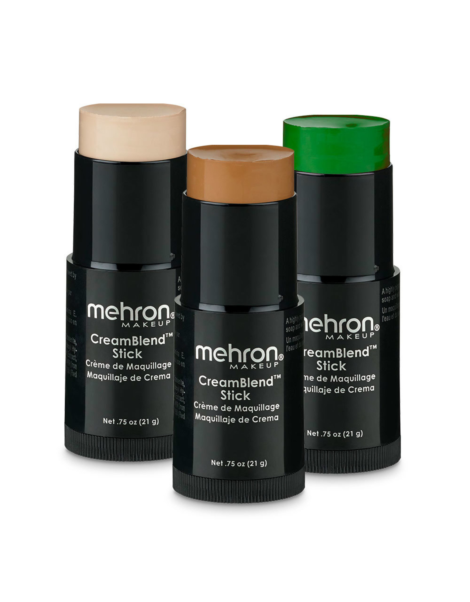 Mehron Creamblend Stick Makeup