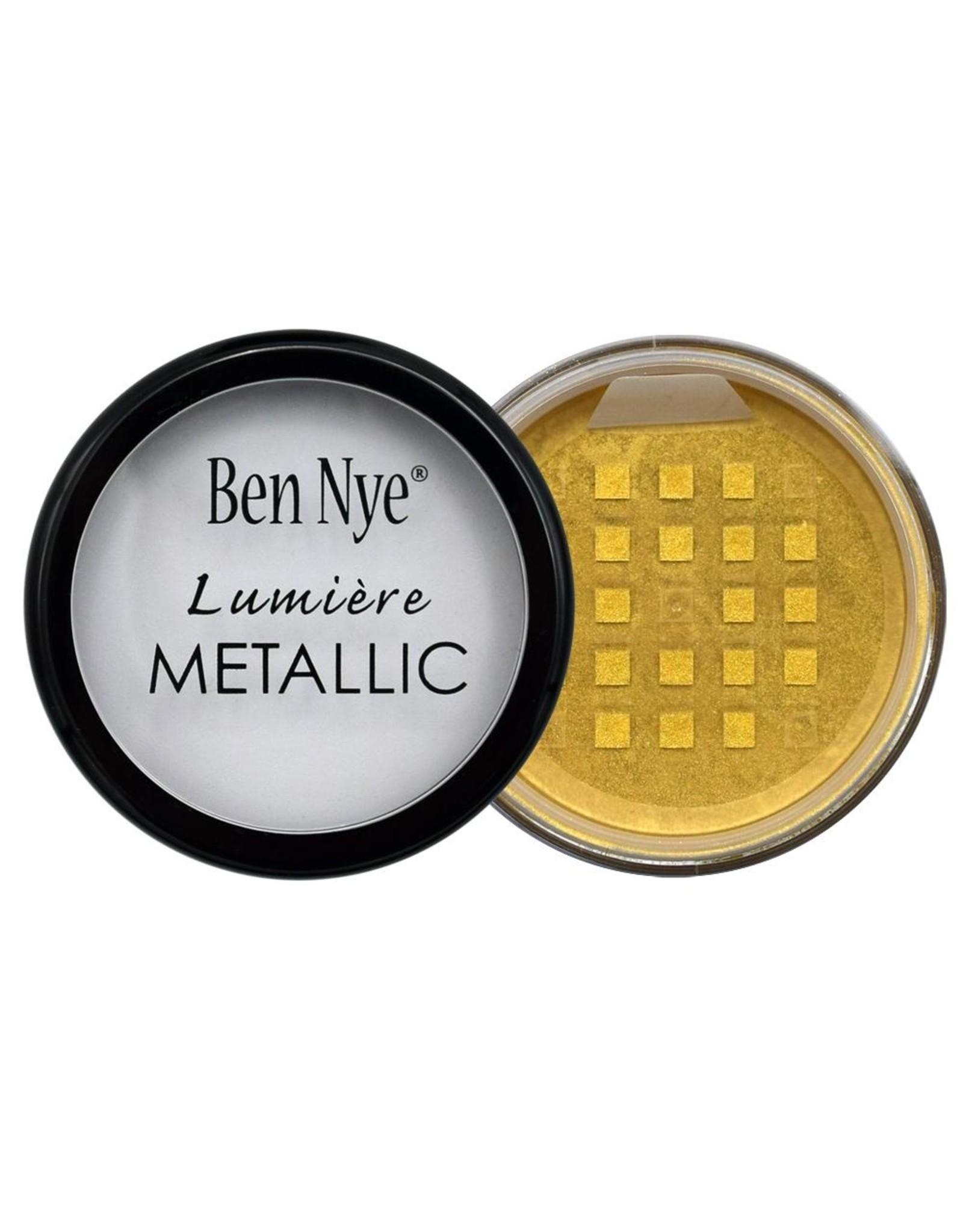 Ben Nye Lumiere Metallic Powder Gold