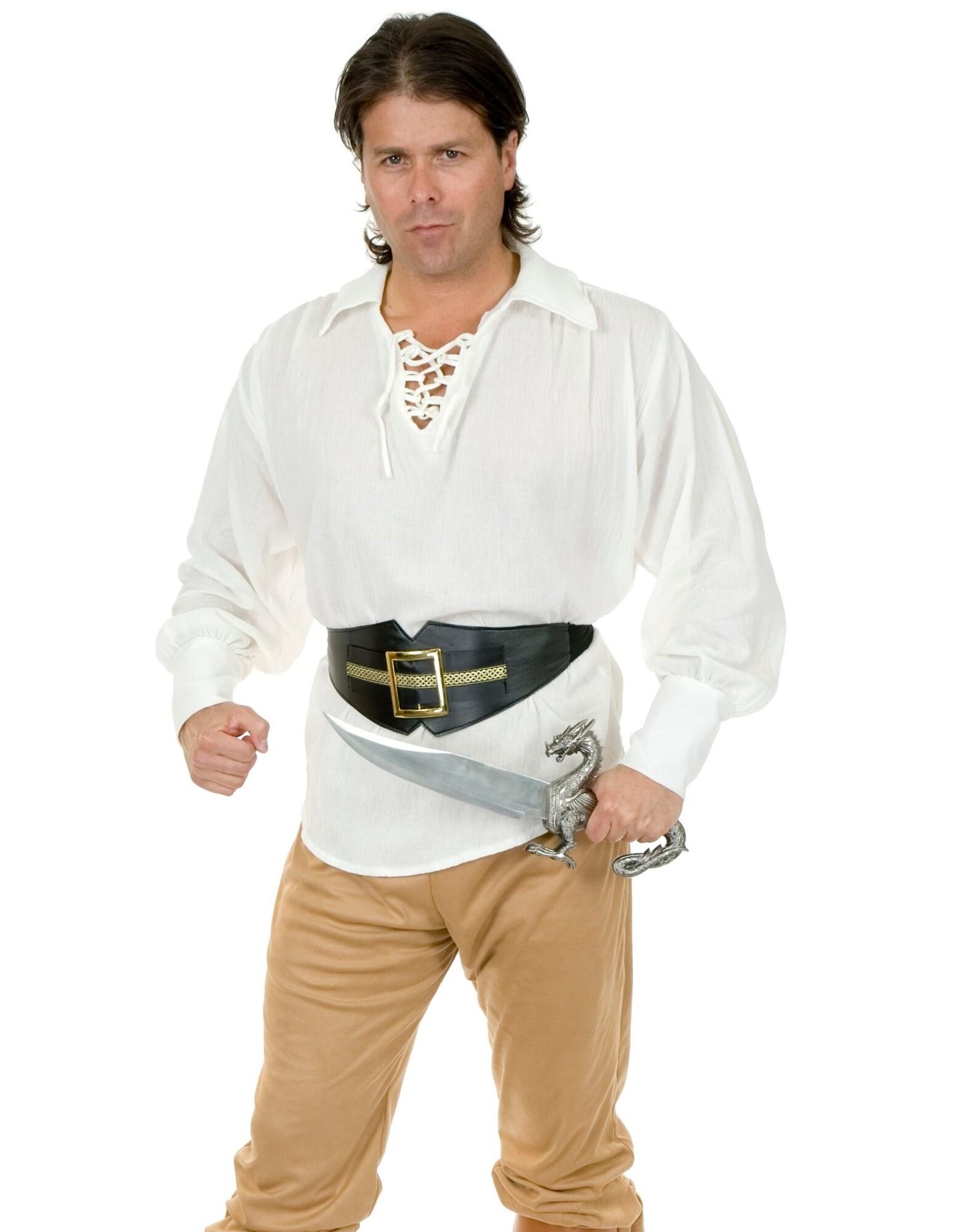 Charades Pirate Shirt Natural