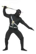 Charades Ninja Avenger Black