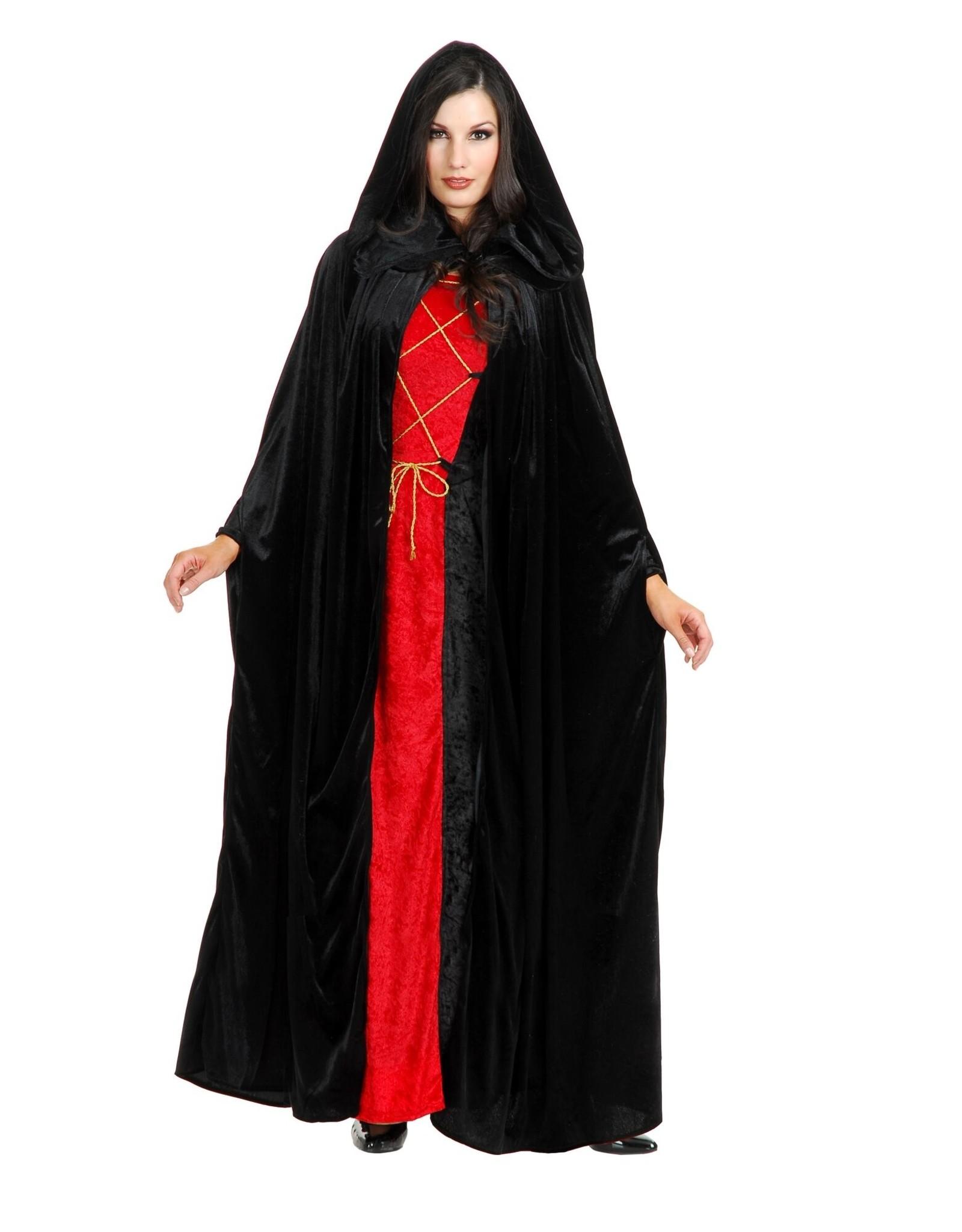 Charades Black Cloak