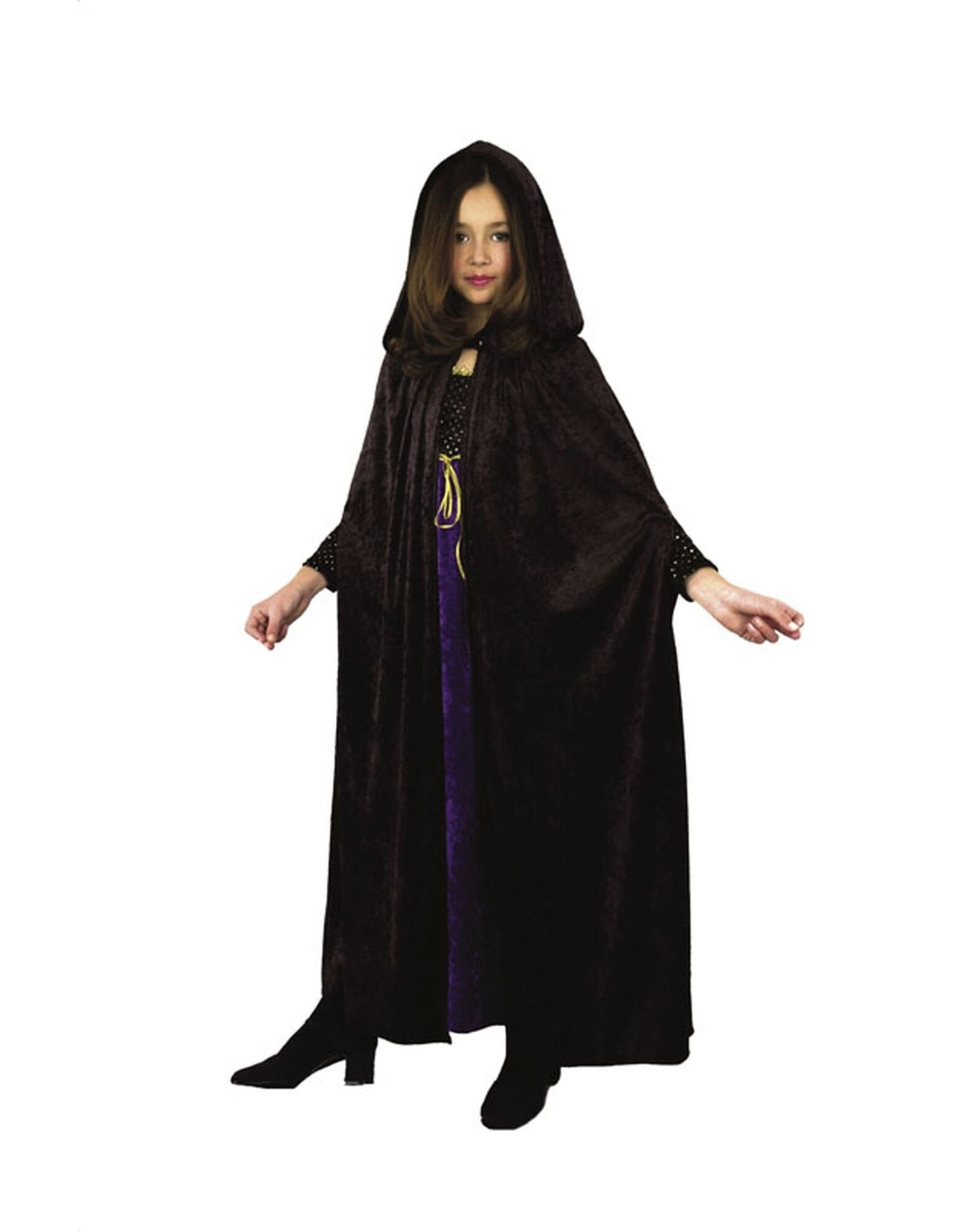 Charades Black Cloak Child