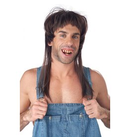 California Costume Hillbilly Heartthrob Wig