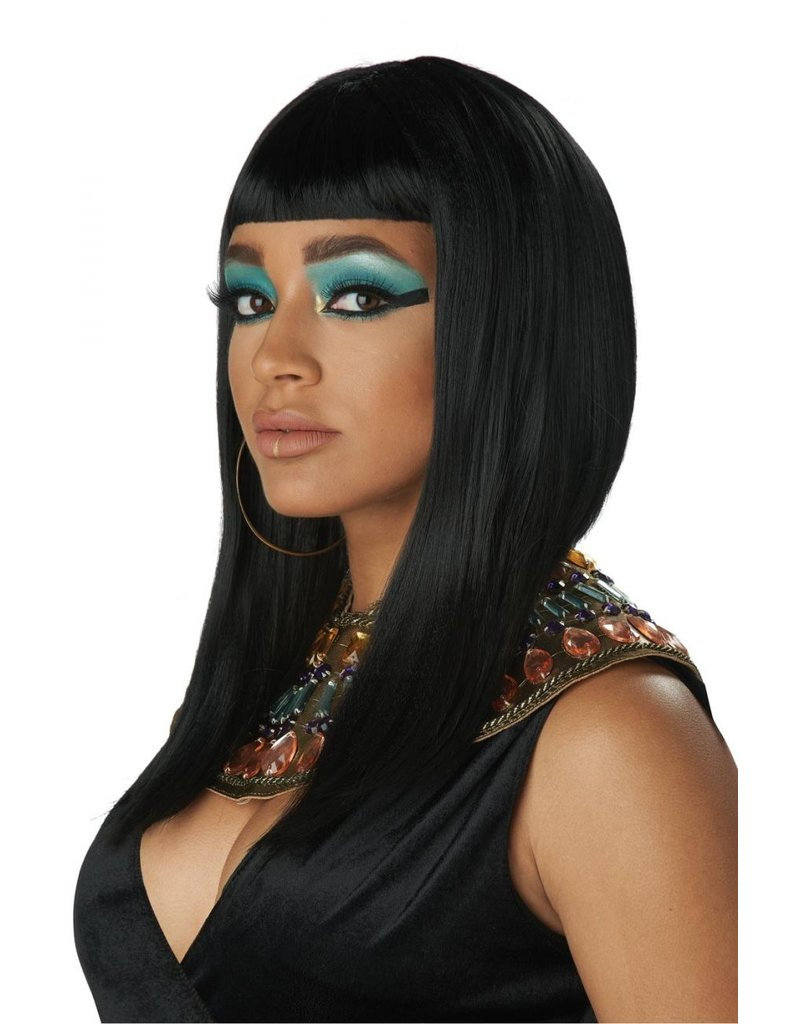 California Costume Cleo Egyptian Wig
