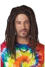 California Costume Island Dreads Wig