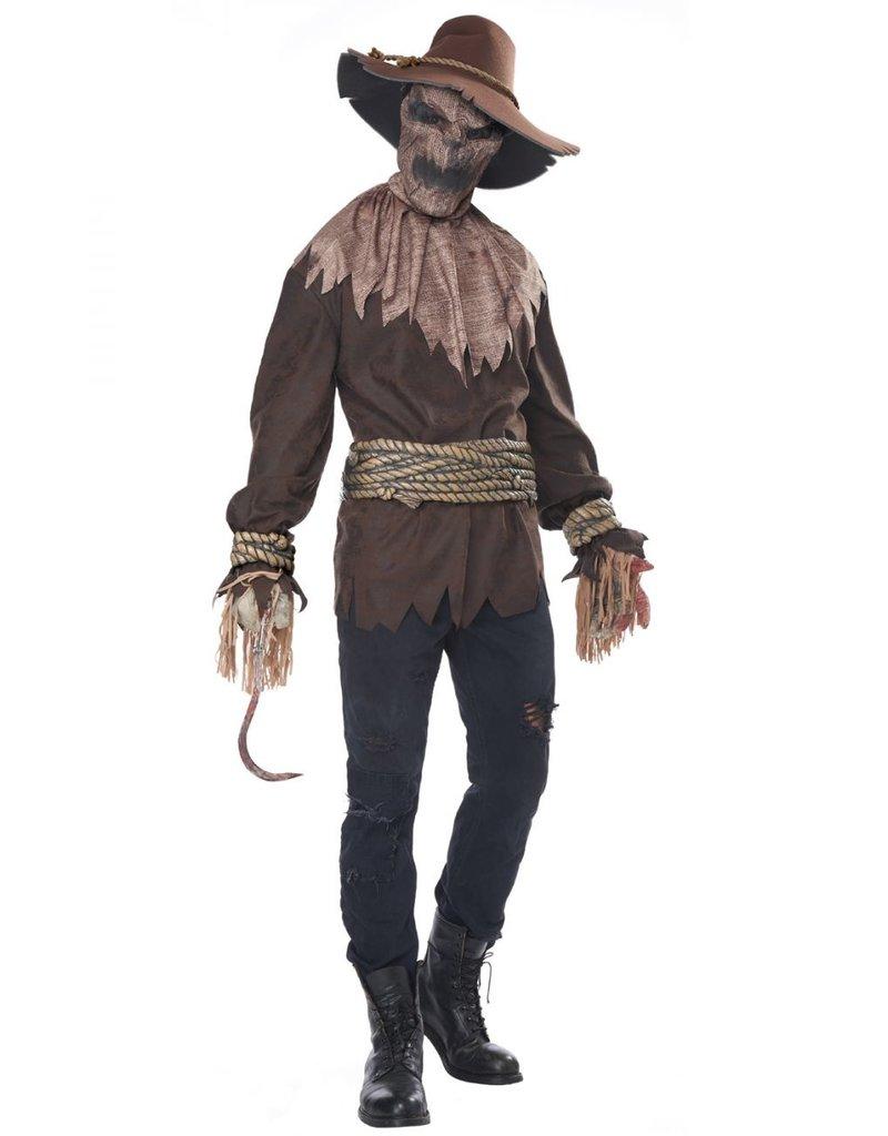 California Costume Killer in the Cornfield