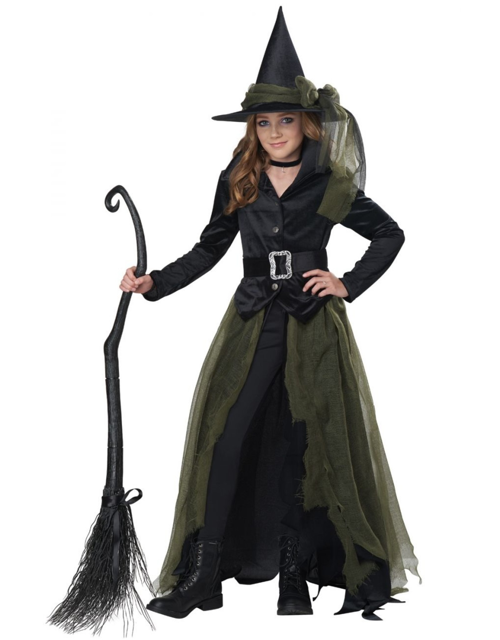 California Costume Cool Witch