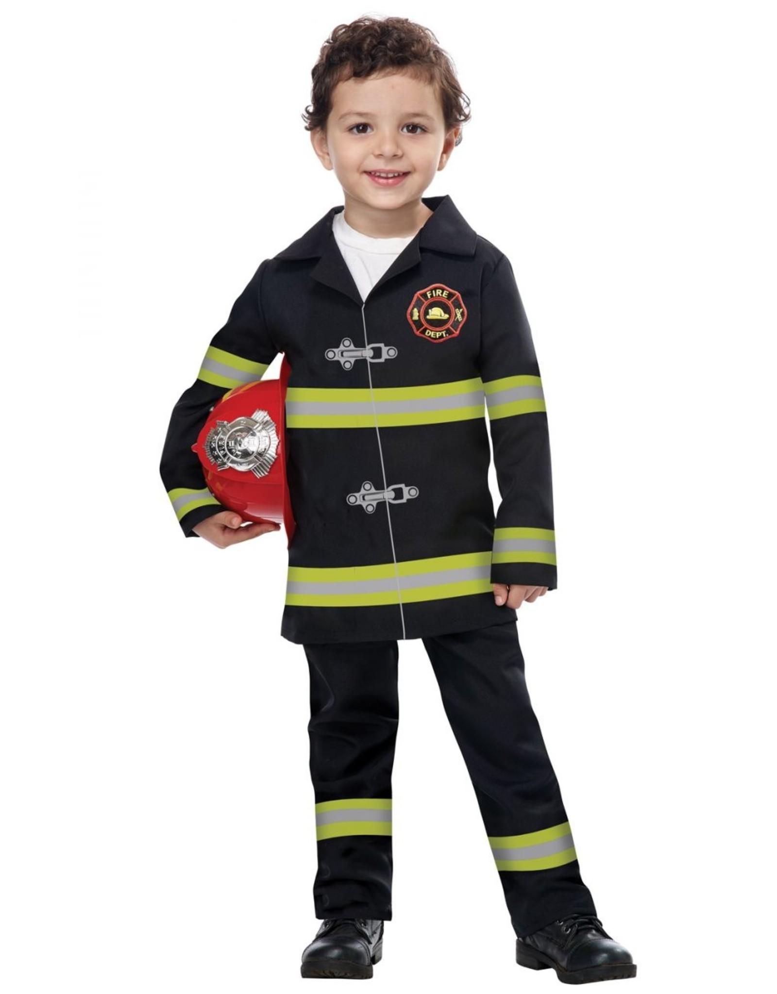 California Costume Jr. Fire Chief