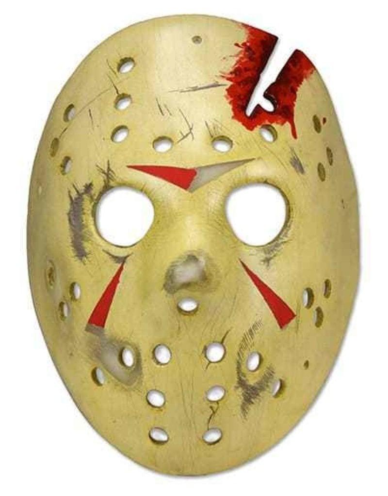 NECA Jason Part 4 Replica Mask