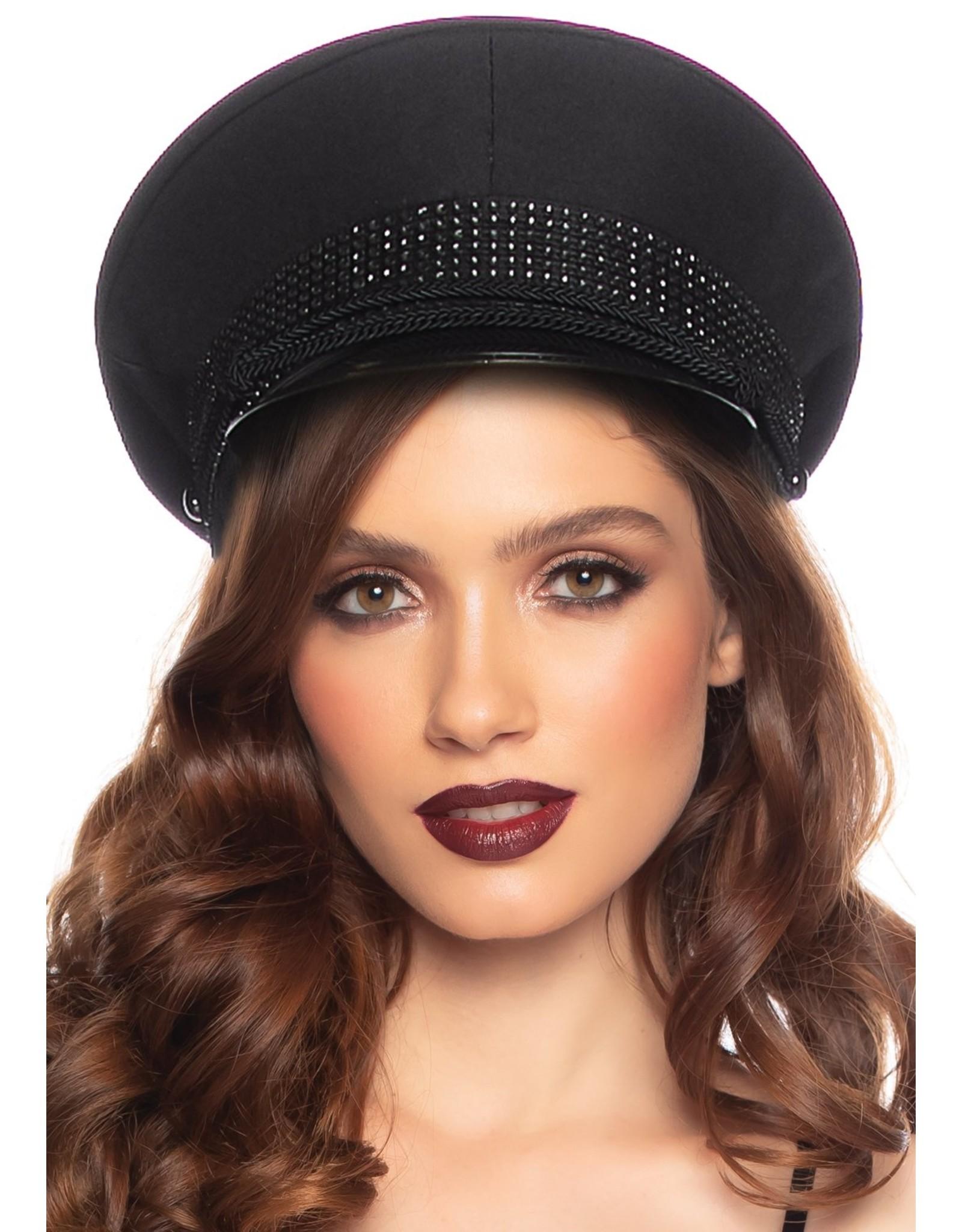 Leg Avenue Officer Hat