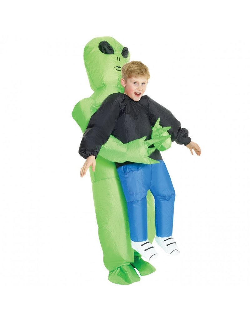 Morphsuits Alien Pick Me Up Kids