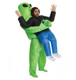 Morphsuits Alien Pick Me Up Adult