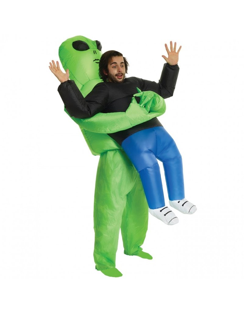 Morphsuits Alien Pick Me Up Adult