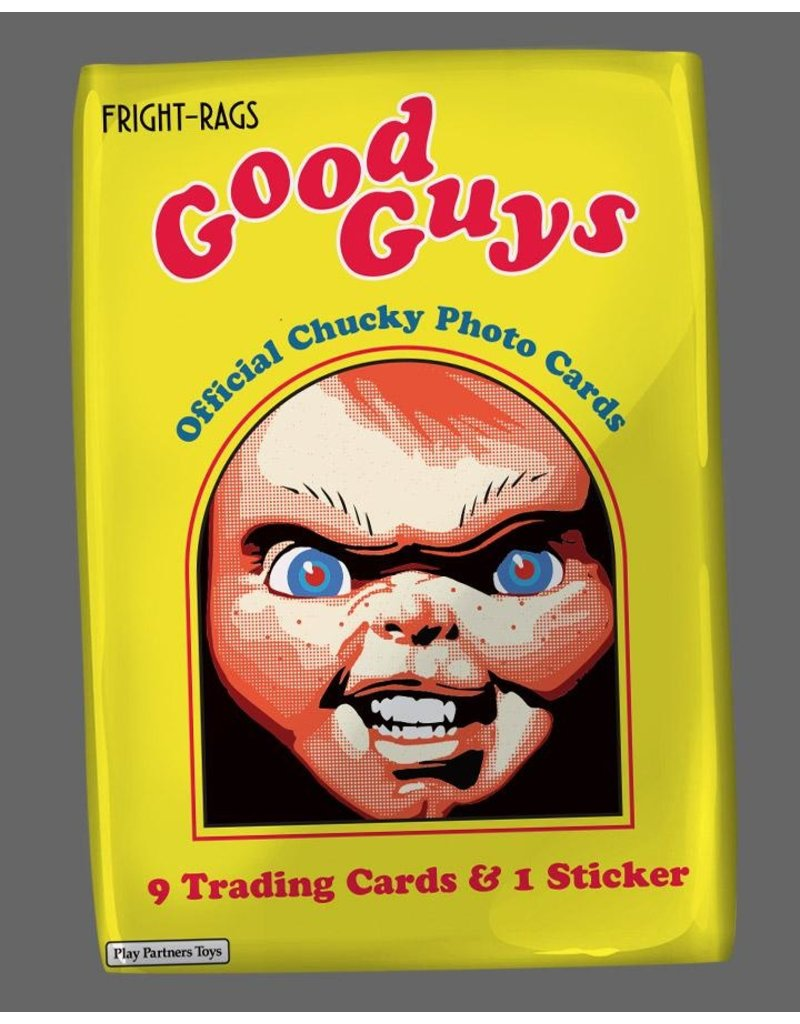 Fright Rags Chucky Trading Cards