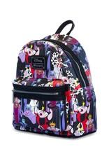 Loungefly Disney Villians Mini Backpack