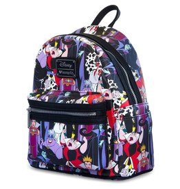 Loungefly Disney Villians Mini Backpack