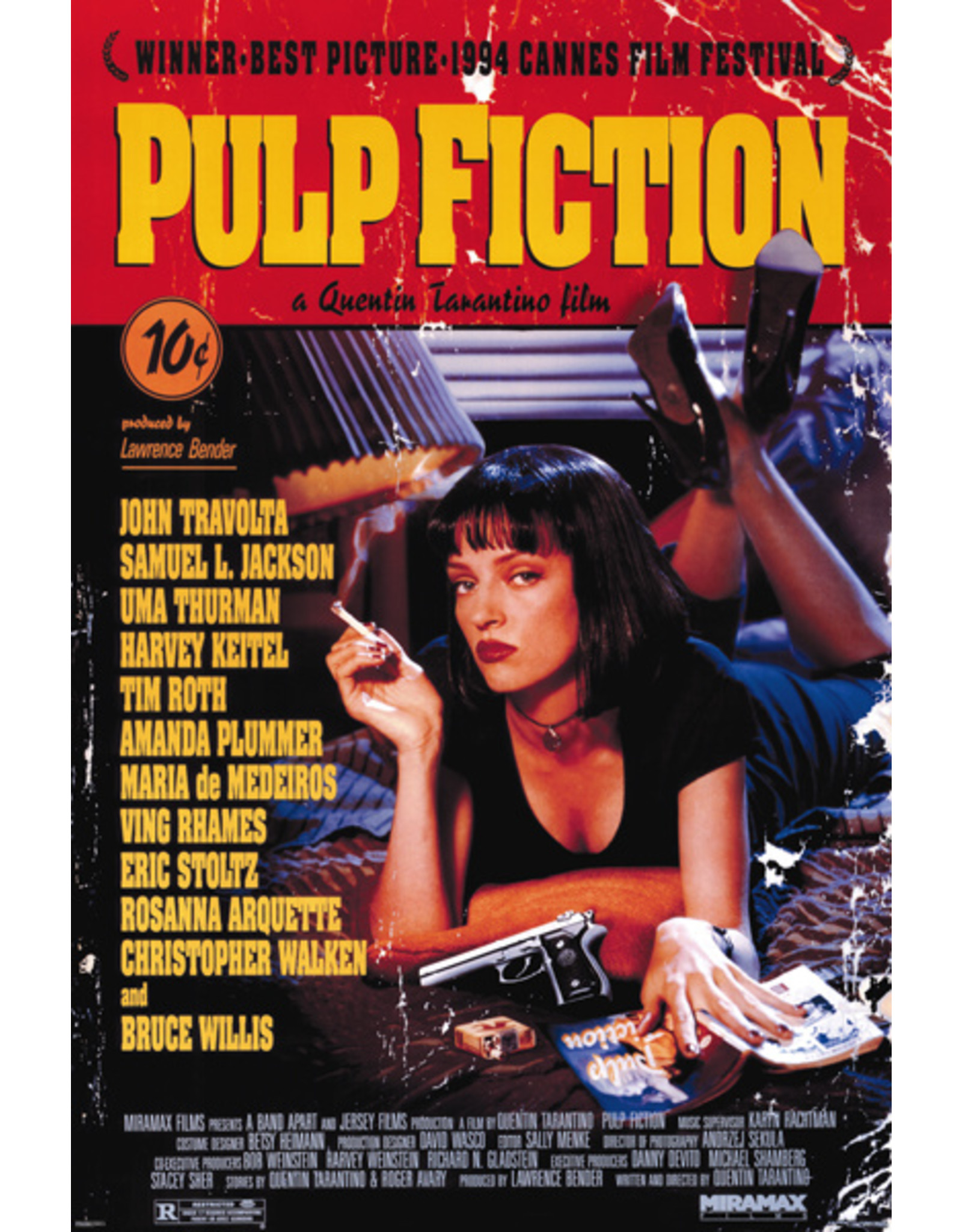 Posters Wholesale Poster - Pulp Fiction