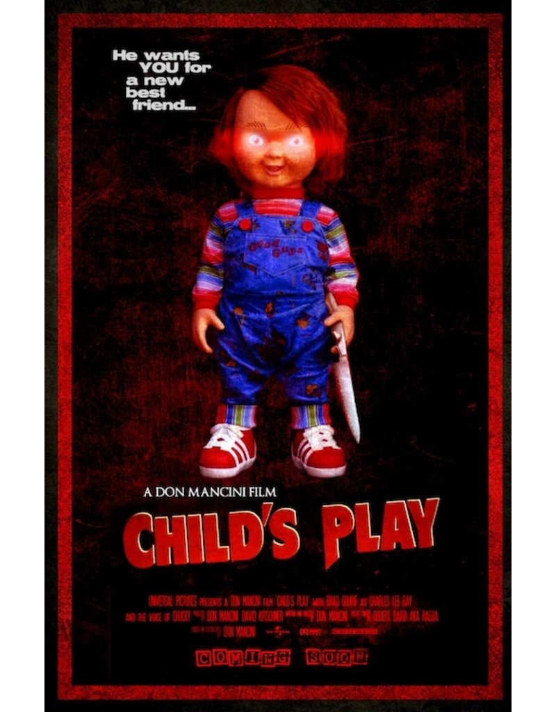 Posters Wholesale Poster - Child's Play Chucky