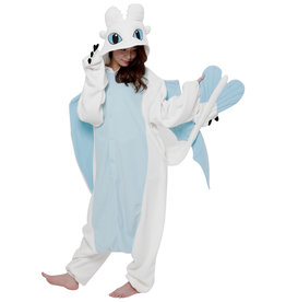Sazac Kigurumi Light Fury