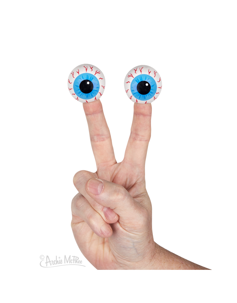 Accoutrements Finger Eyeballs