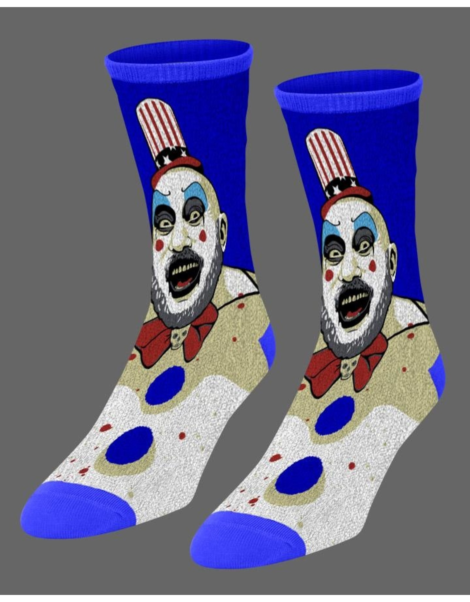 Fright Rags Captain Spaulding Socks