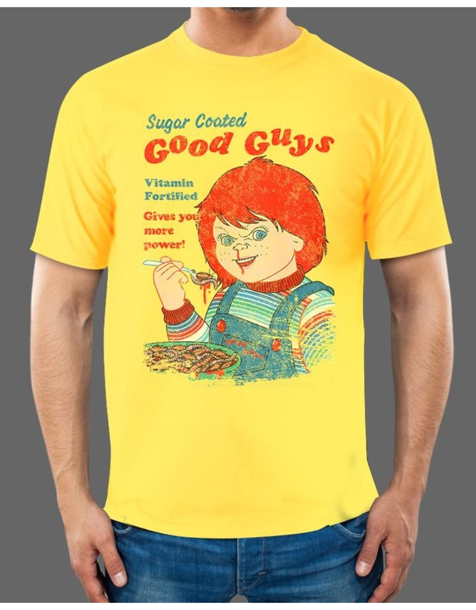 Fright Rags Good Guys Chucky Cereal Tee