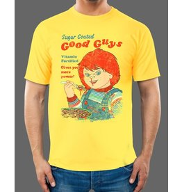 Fright Rags Good Guys Chucky Cereal Tee