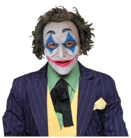 Ghoulish Crazy Jack Clown Mask