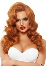 Leg Avenue Bombshell Wig Ginger