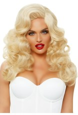Leg Avenue Bombshell Wig Blonde