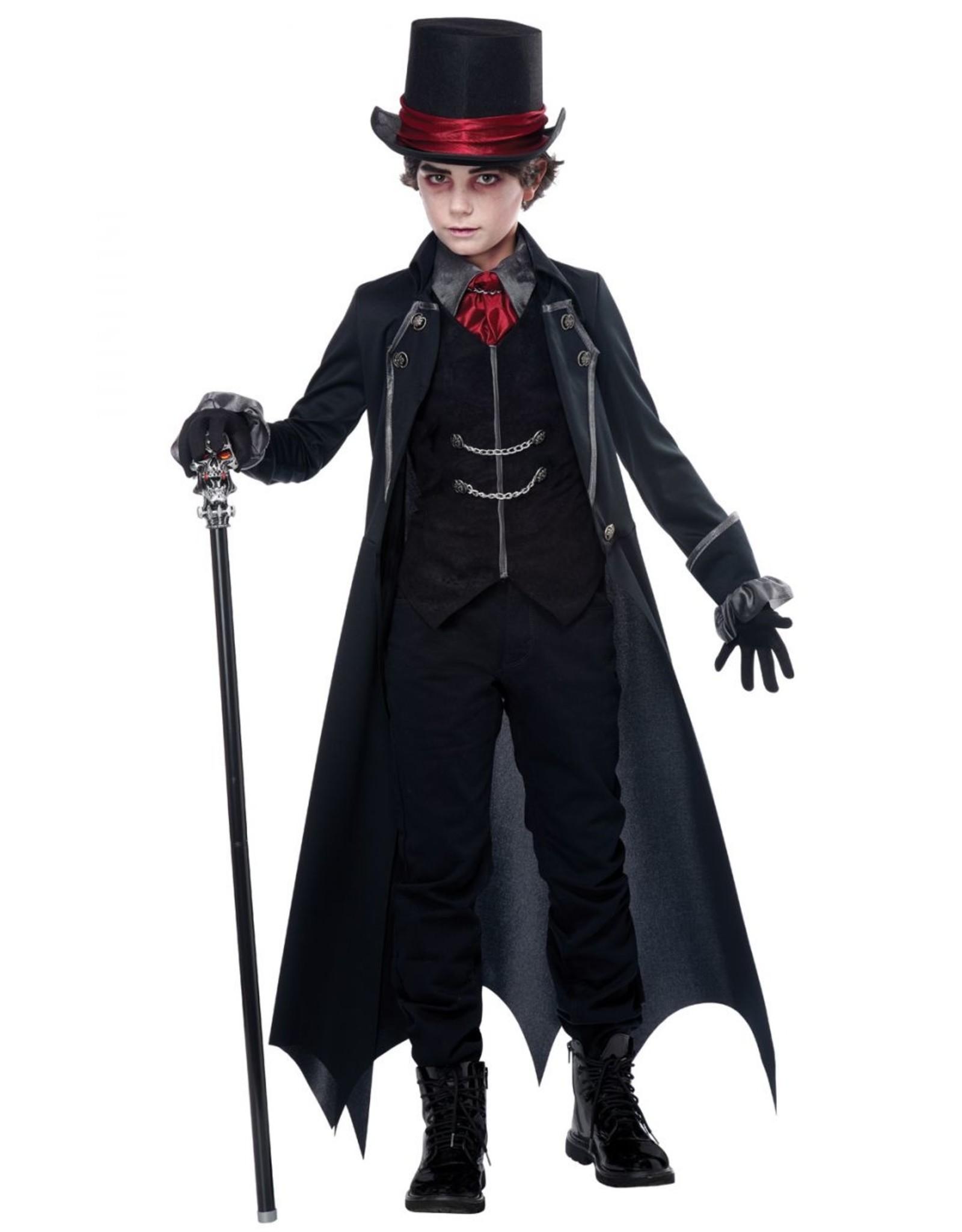 California Costume Gothic Vampire
