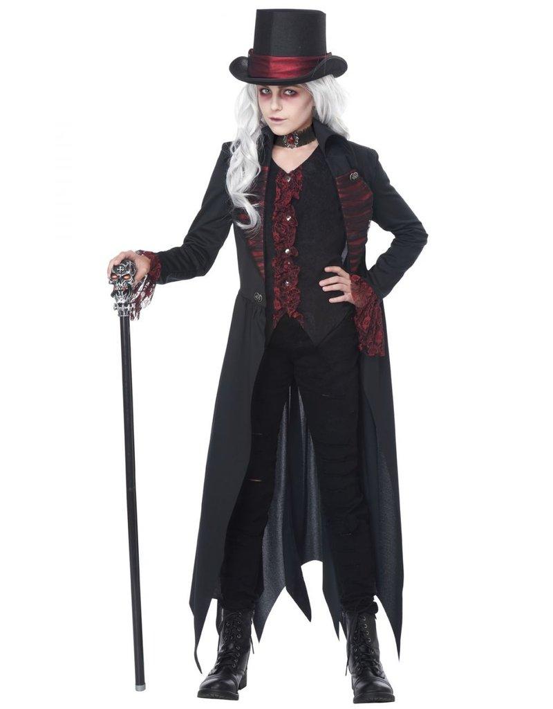 California Costume Gothic Vampiress