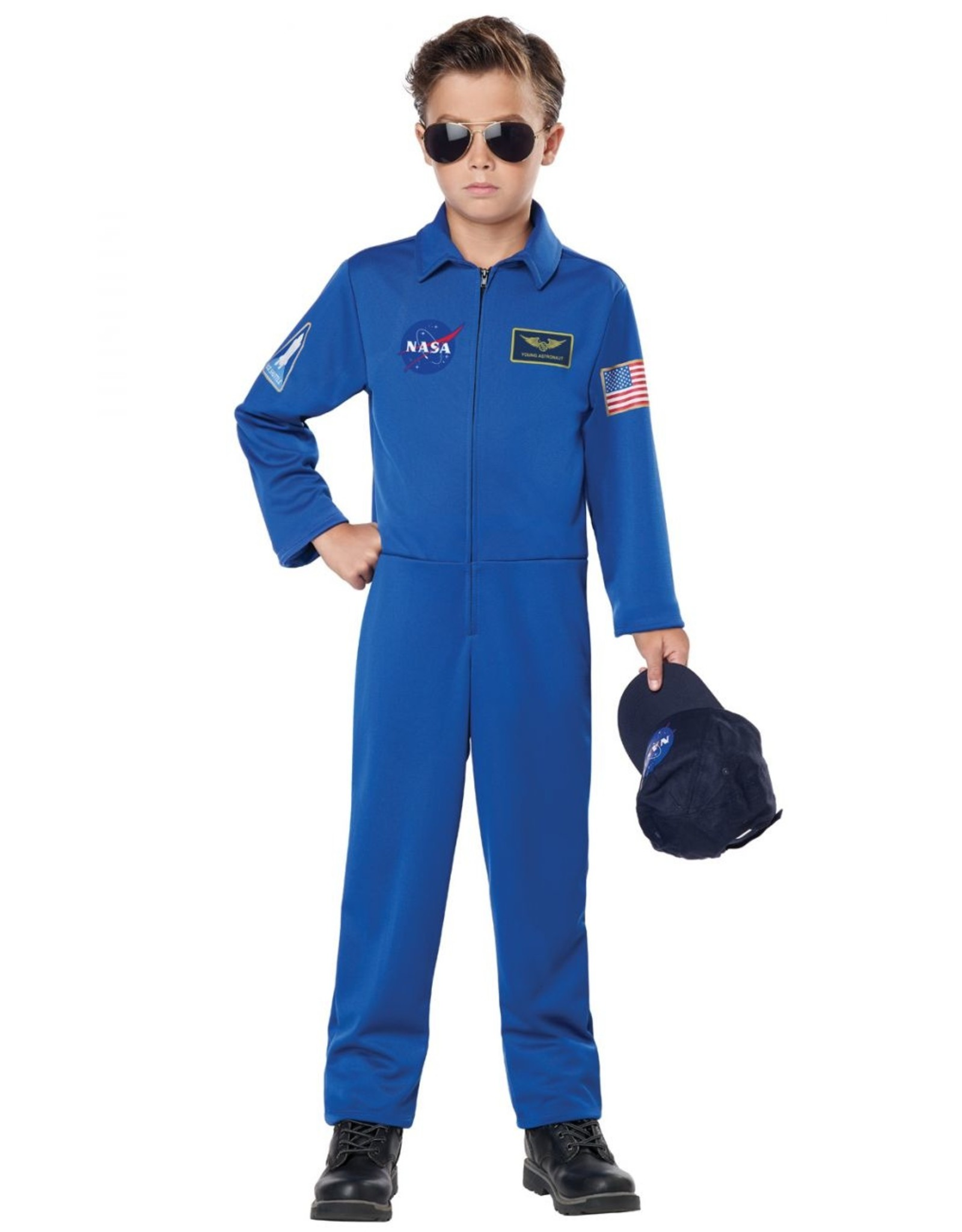 California Costume NASA Astronaut Jumpsuit
