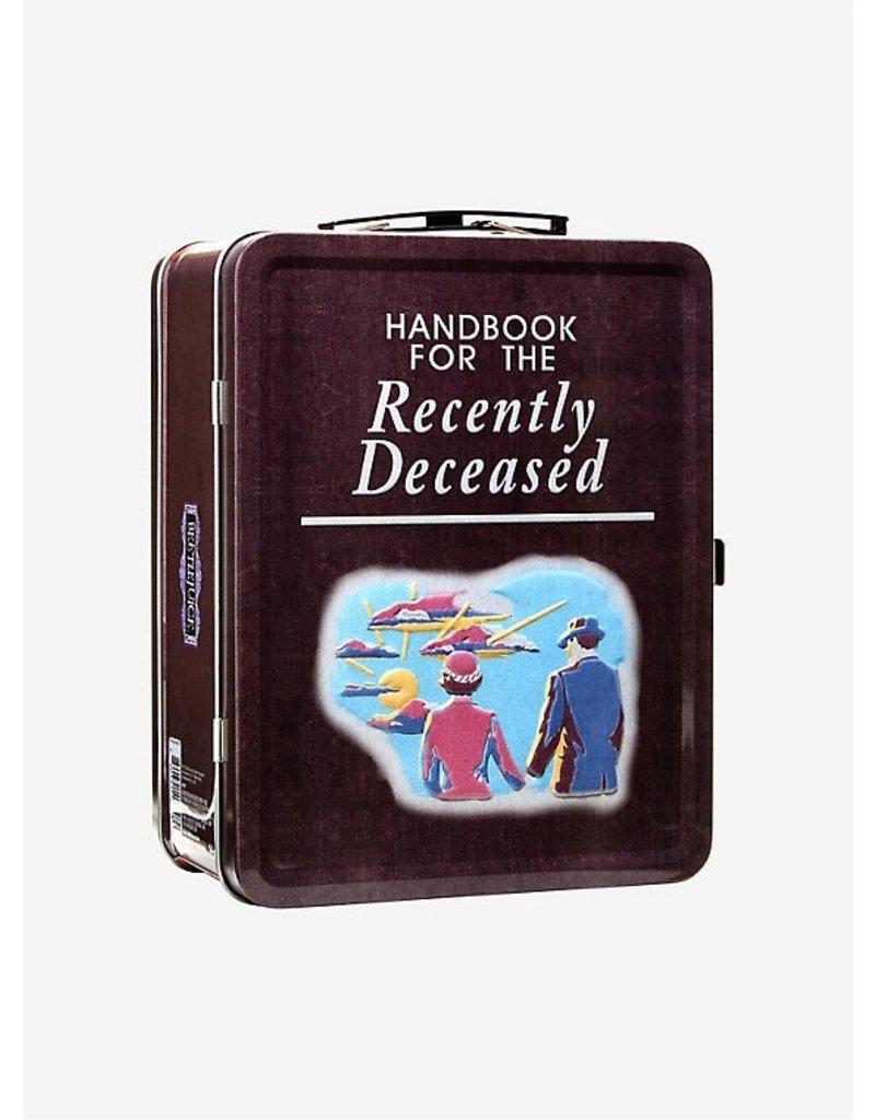 NMR Beetlejuice Handbook Tin