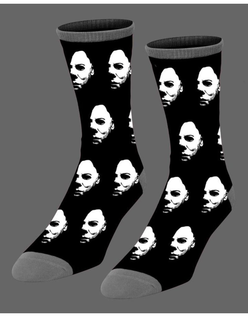 Fright Rags Michael Myers The Shape Socks