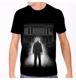 Rock Rebel Mike Myers House Tee
