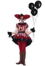 California Costume Wicked Klown Child