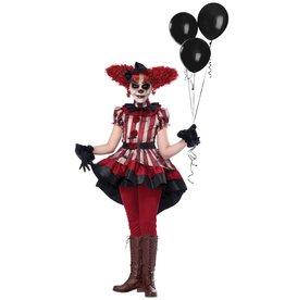 California Costume Wicked Klown Child