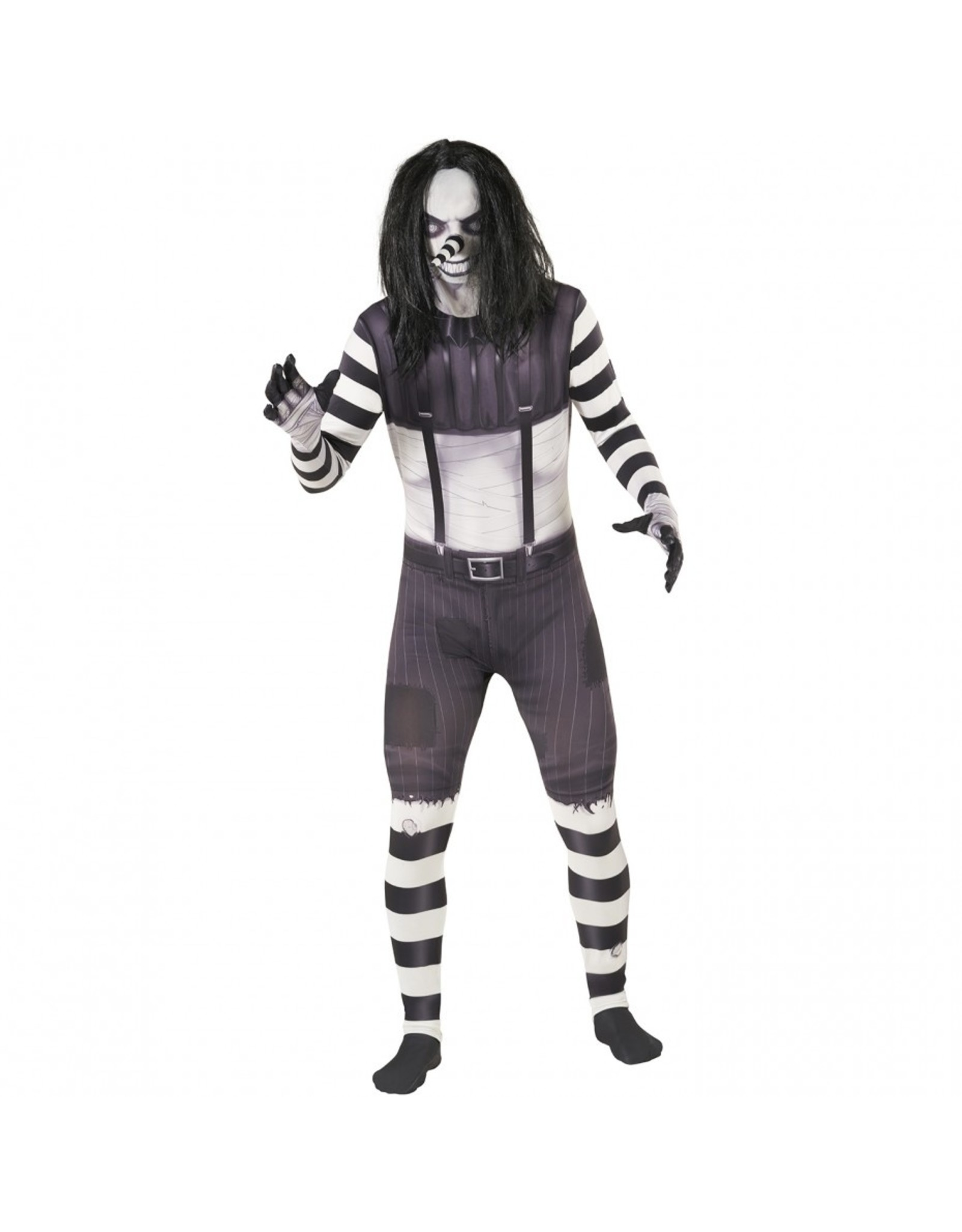 Morphsuits Morphsuit Laughing Jack Adult