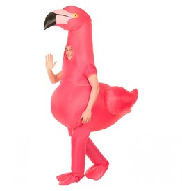 Morphsuits Inflatable Flamingo