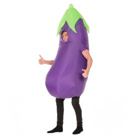 Morphsuits Inflatable Eggplant
