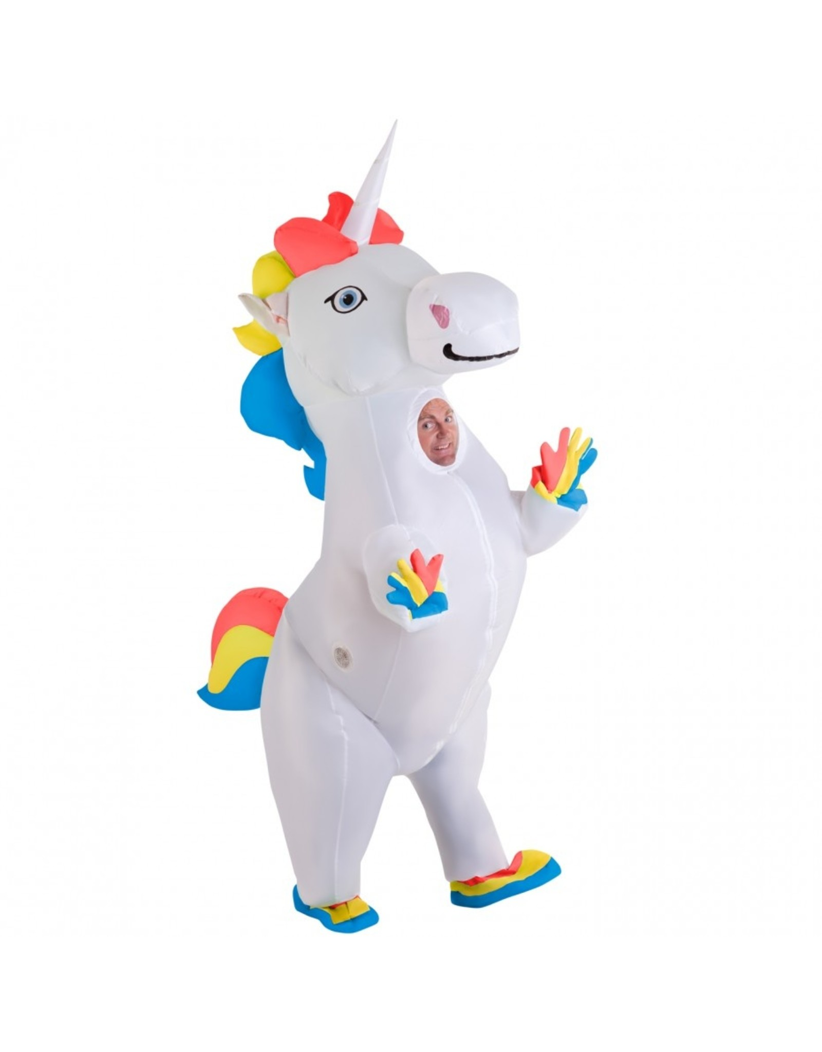 Morphsuits Prancing Unicorn Adult