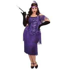 Dreamgirl Miss Ritz Flapper Plus