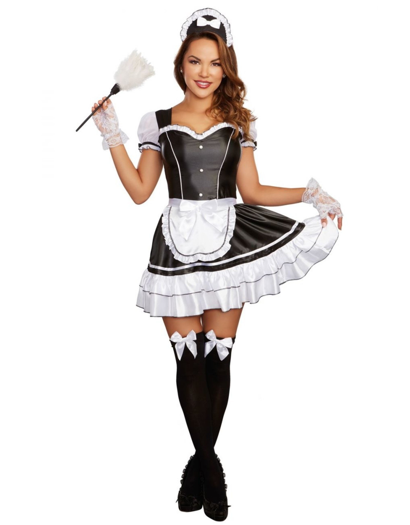 Dreamgirl Keep it Clean French Maid