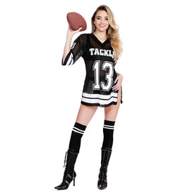 Dreamgirl Tackle Football Girl