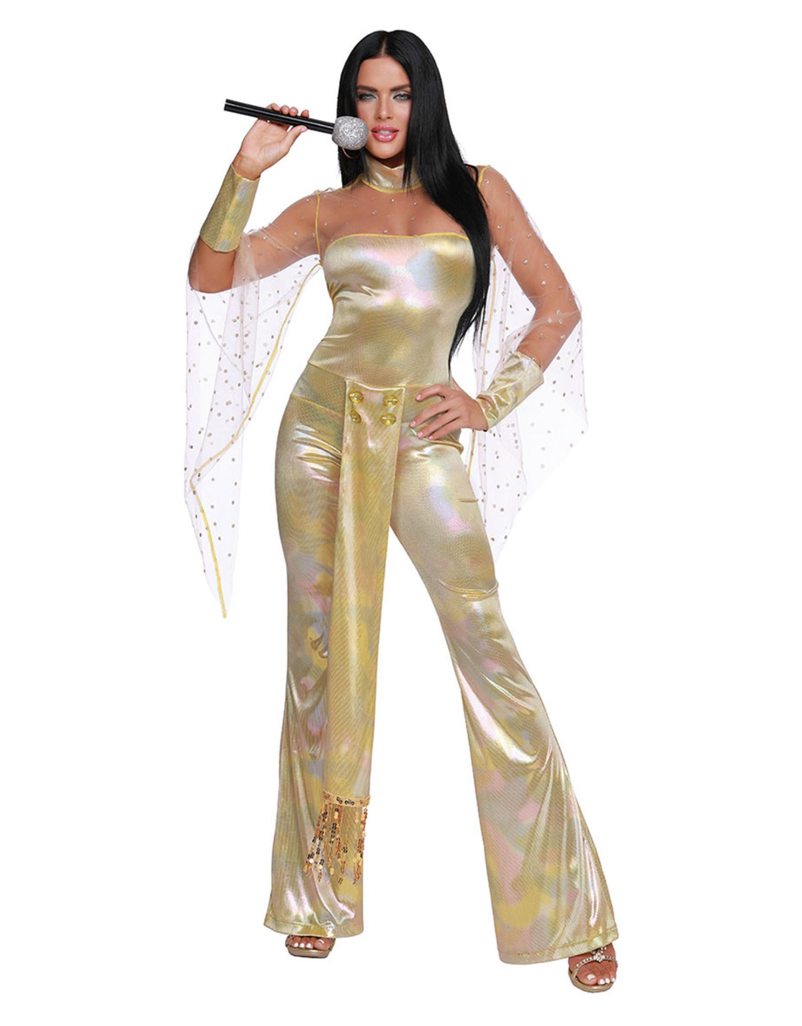 Dreamgirl Women's 70's Icon