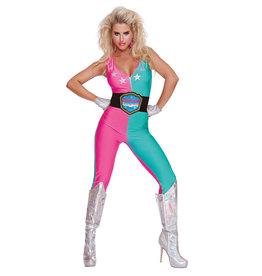 Dreamgirl Wrestling Champion