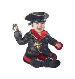 California Costume Pirate of the Crib